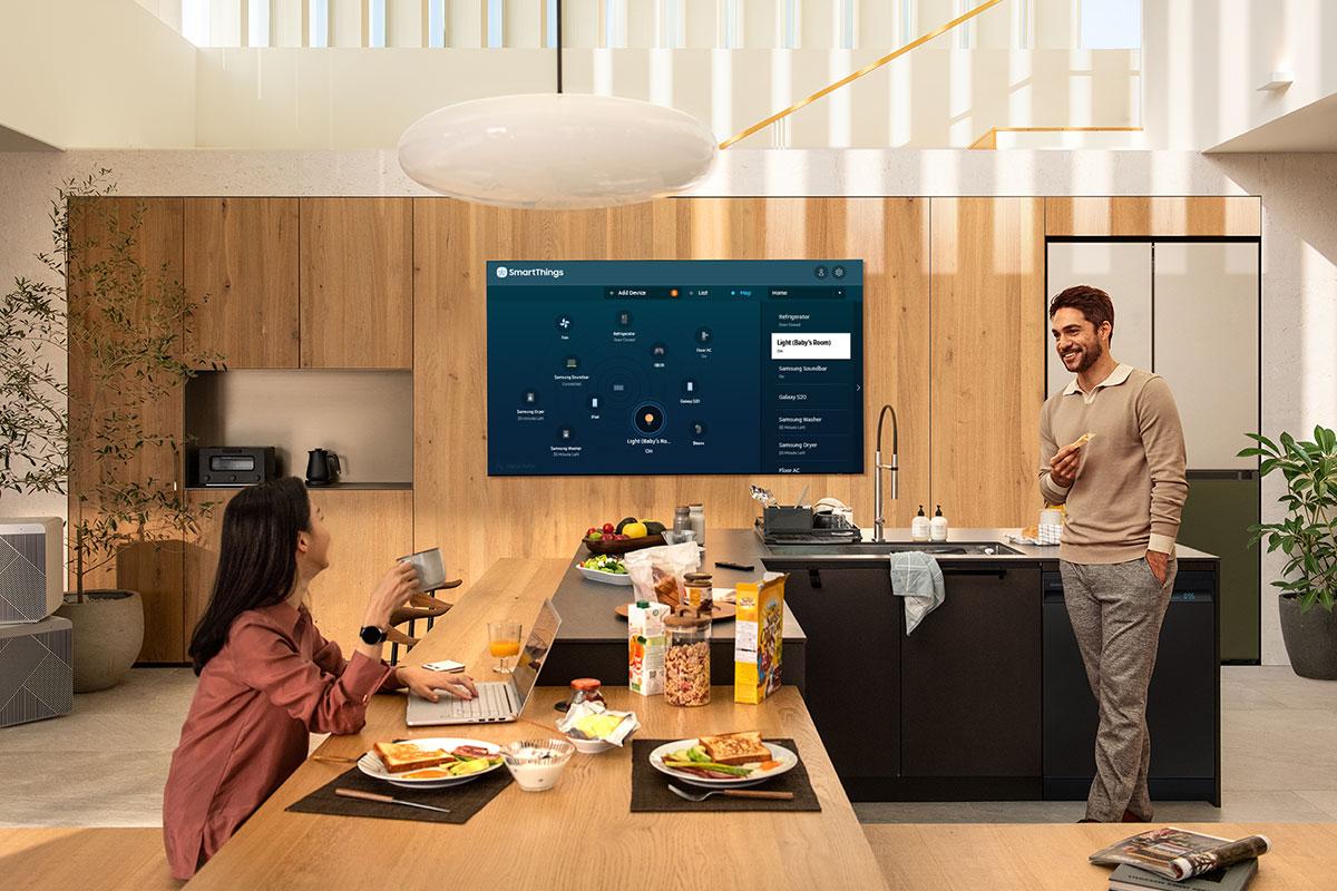Обзор телевизора Samsung Qe55q70aauxru