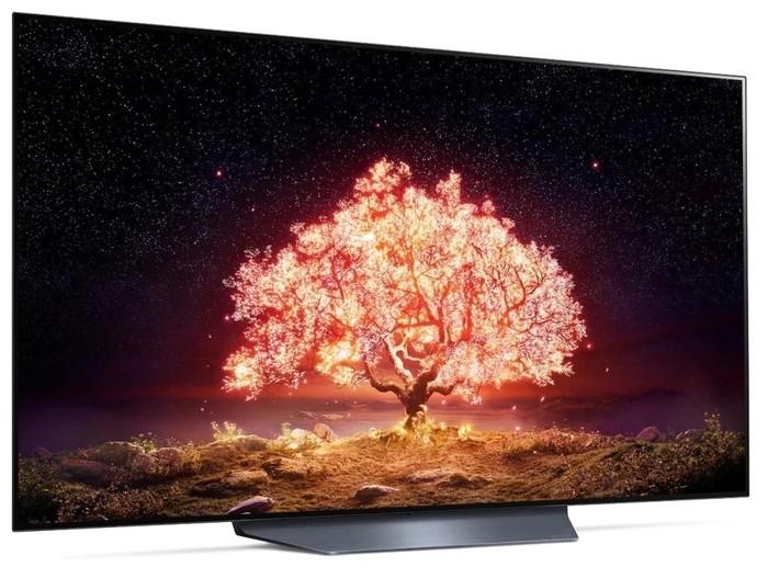 Обзор телевизора Lg Oled55b1rla
