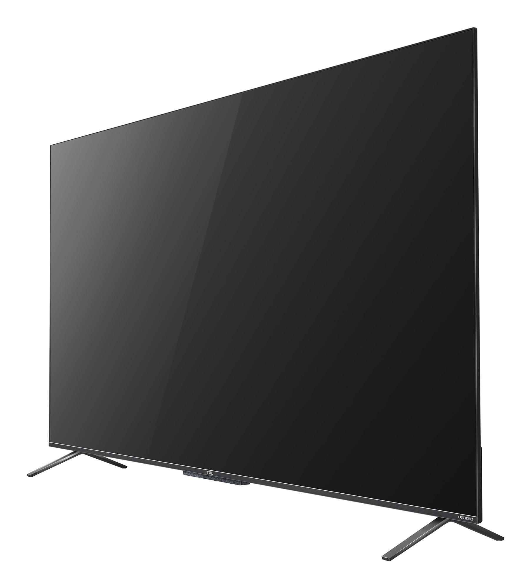 Обзор телевизора Tcl 55c725
